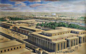 Ciudad mesopotamica