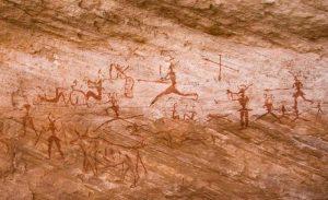 Pintura rupestre del neolítico