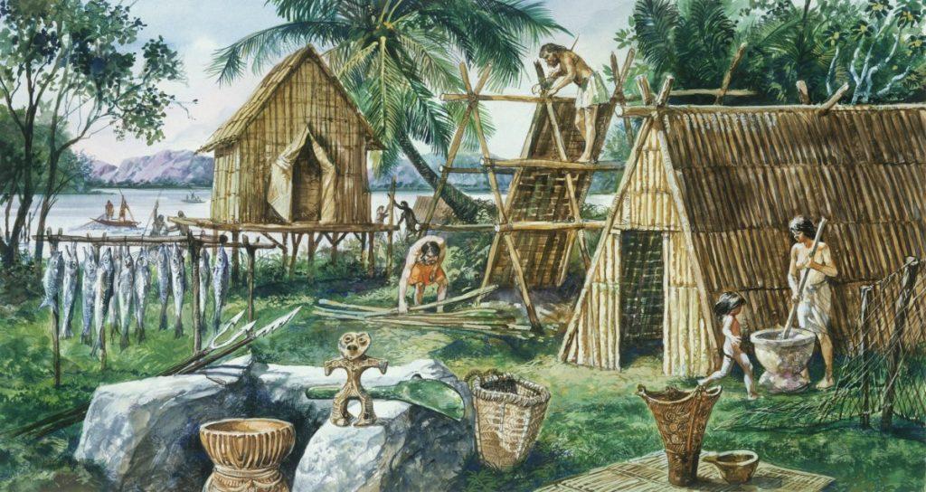 Aldea neolítica