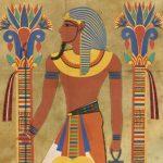Los faraones egipcios